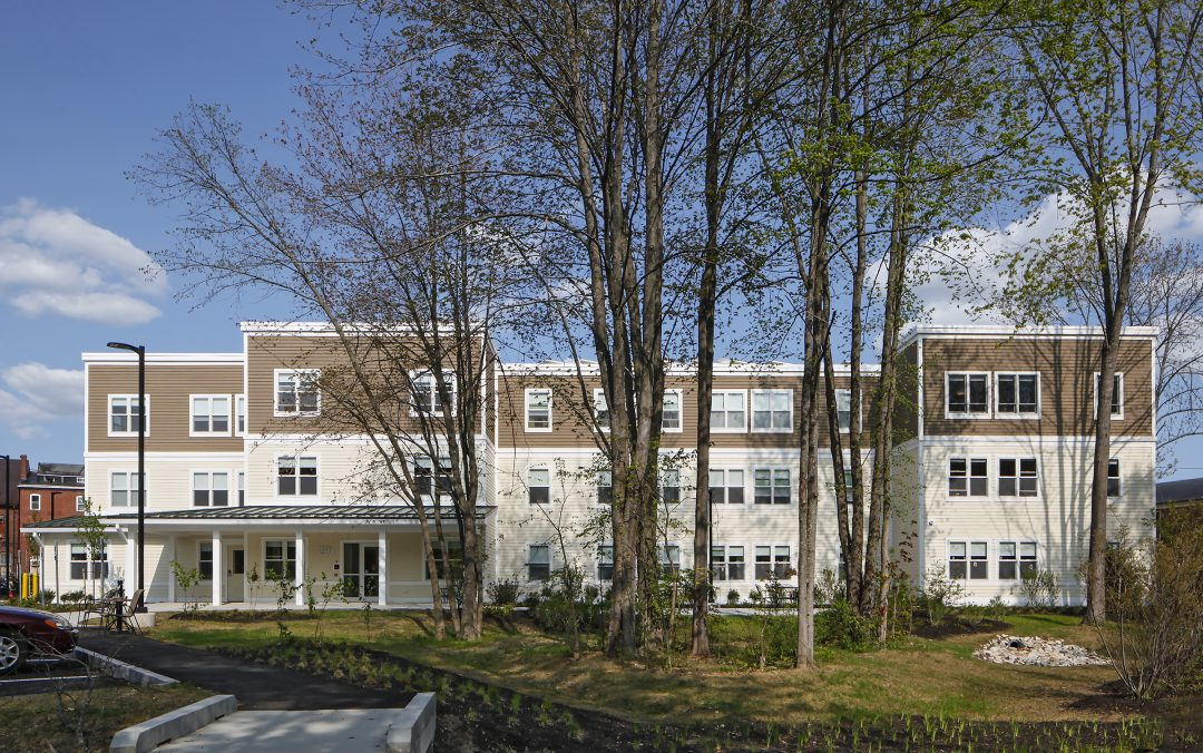 Avesta Young Street Apartments